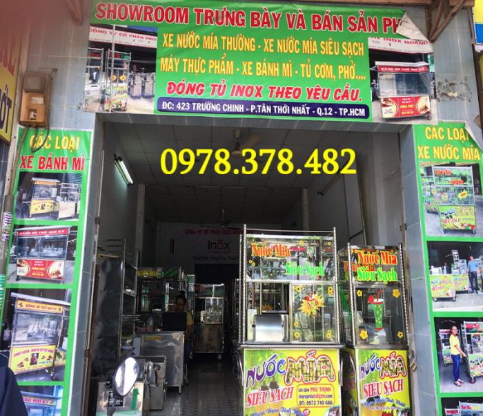 SHOWROOM CÔNG TY CỐ PHẦN INOX HOÀNG GIA